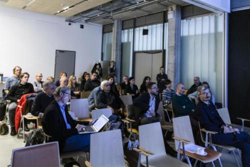 Konferencja NTF / Akademickie przestrzenie fotografii 2019